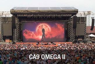 CA9 Omega II Bühne