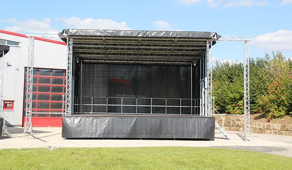 Stagemobil XL Bühne