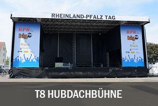 T8 Hubdachbühne